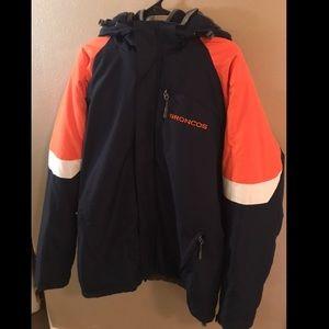 Denver Broncos Coat/Jacket